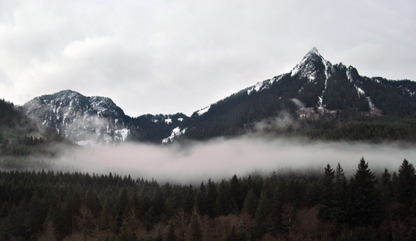 Snoqualmie, Early December
